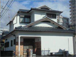 熊本市東区K様邸 屋根葺き替えリフォーム工事