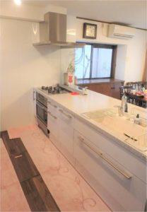 熊本市中央区A様邸 キッチン・内装リフォーム工事