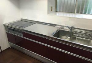 熊本県合志市S様邸 キッチン・お風呂リフォーム工事