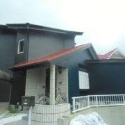 熊本市北区清水岩倉H様邸外壁塗装リフォーム