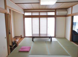 熊本市北区M様邸 和室リフォーム工事