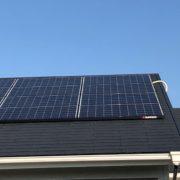 太陽光発電設置工事!