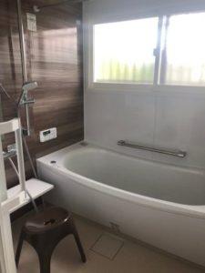 熊本県熊本市K様邸 お風呂リフォーム工事