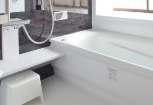熊本県合志市M様邸 お風呂・洗面・トイレ・外構リフォーム工事