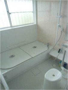 熊本市西区Y様邸 お風呂・洗面台リフォーム工事