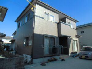 熊本県合志市S様邸 屋根塗装・外壁塗装工事