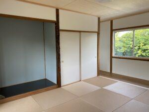熊本県山鹿市K様邸 2階内部リフォーム工事