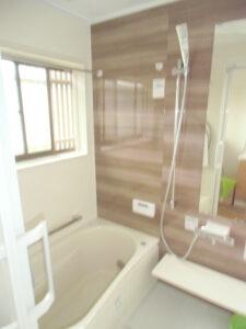 熊本市中央区Y様邸 お風呂リフォーム工事