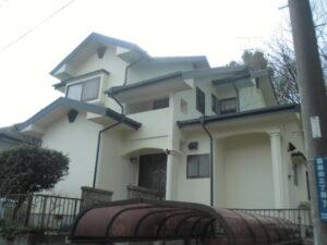 熊本市北区A様邸 屋根塗装・外壁塗装工事