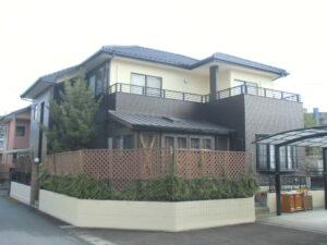 熊本県八代市T様邸 外壁塗装工事